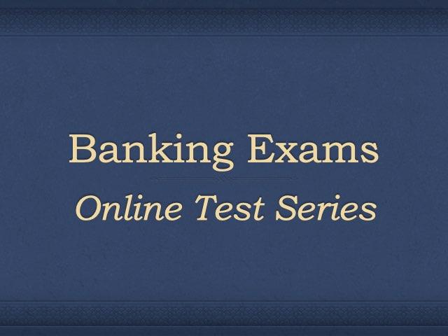 banking mock tests