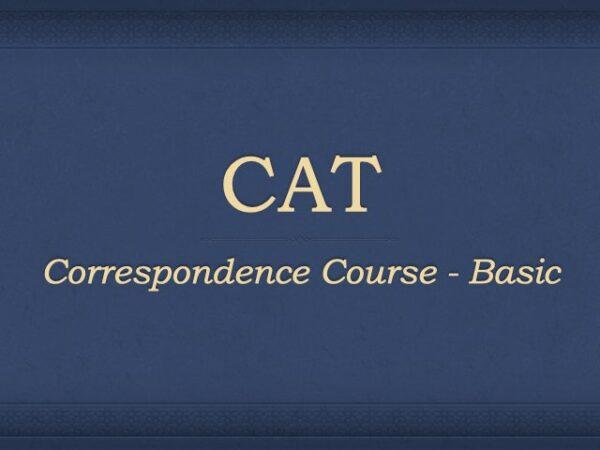 CAT Preparation Books