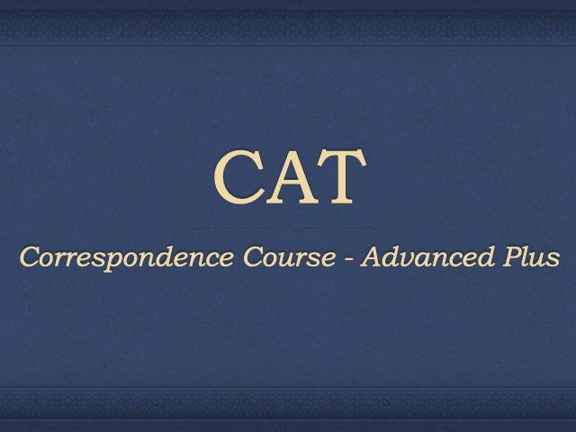 cat exam books