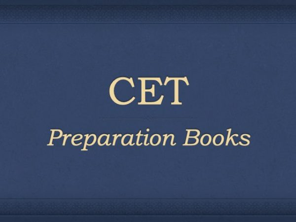 cet preparation books